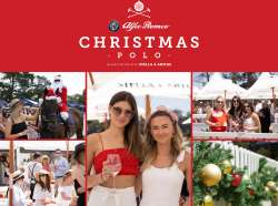 Alfa Romeo Christmas Polo, Fri 14 Dec – Last chance Hospitality & Ticketing!